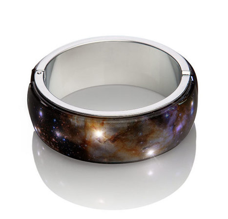 Hi-Tech Bracelet Uses 15 Twinkling LED Lights to Simulate the Illuminated Beauty of the Galaxy | Le It e Amo ✪ | Scoop.it