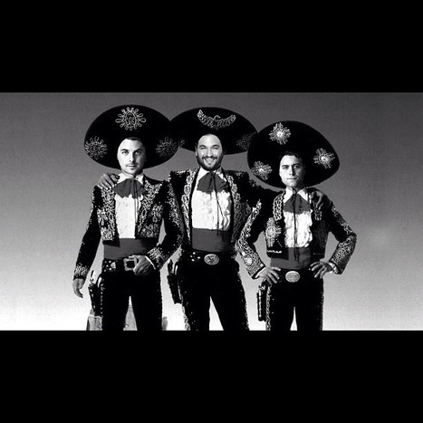 La Swedish House Mafia en costumes mexicains ! | DJs, Clubs & Electronic Music | Scoop.it