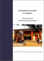 79 | 2011 Patrimonialisations en Afrique | Thinking Lines | Scoop.it
