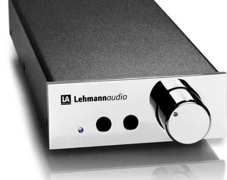 Lehmann Audio Linear D : DAC et ampli casque de référence, 100 % allemand, maintenant en version Hi-Res | ON-TopAudio | Scoop.it