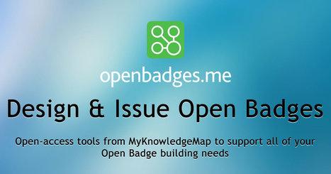 OpenBadges.me > Design a badge | Social Media in Pre-Service Education | Scoop.it