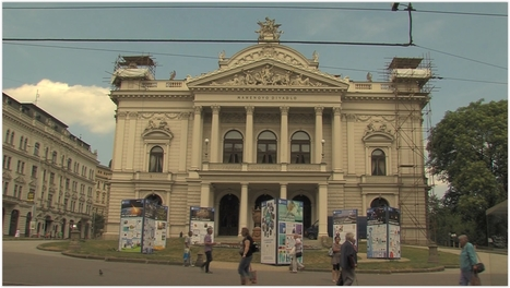 erster Theaterbesuch in Brünn 1939 - Fritz Pechovsky - The MEMORO Project | MemoroGermany | Scoop.it