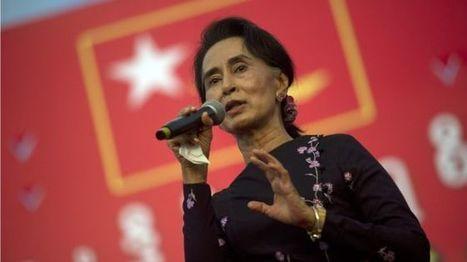 Myanmar election: Suu Kyi's NLD wins landslide victory - BBC News | Hip Hop for Social Change | Scoop.it