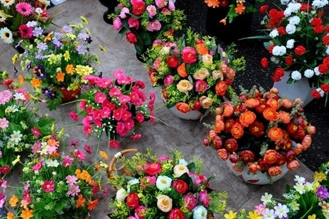 What dofloristsdo with flowers they can't sell? | singapore florist | Scoop.it