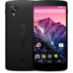 Nexus 5 now available on Google Play Store | Latest Mobile buzz | Scoop.it