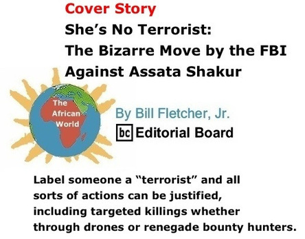She's No Terrorist: The Bizarre Move by the FBi Against Assata Shakur | THE LAW & INJUSTICE | Scoop.it