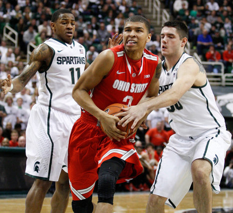 Third-Ranked Ohio State Falls to Michigan State in Overtime   Preezly.com   Preezly   Scoop.it