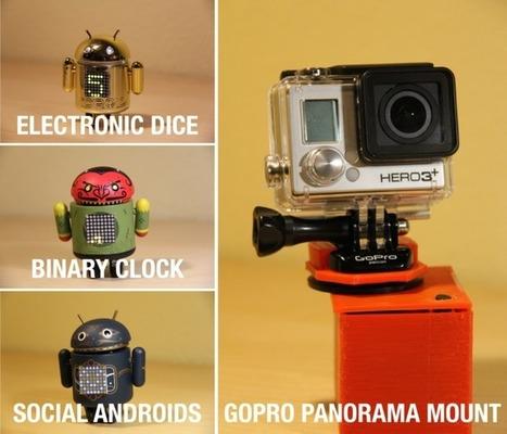 Qduino Mini: Arduino Compatible + Battery Charger & Monitor | Robotika para el aula | Scoop.it
