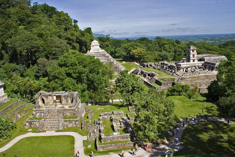 Palenque la cité Maya | poesie-citation | Scoop.it