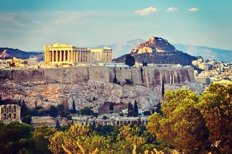 Travel Envy: The Ancient Charm of Athens | World Civilizations | Scoop.it