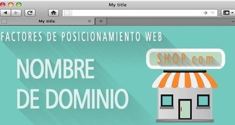 El nombre de dominio y sus consecuencias - Guia | Web hosting | Scoop.it