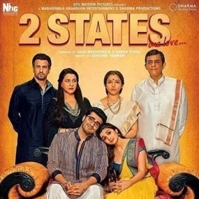 Download 2 States (2014) 320Kpbs Full Album Bollywood Movie Mp3 Songs | Gaana Bajatey Raho | Free Music Downloads, Hindi Songs, Movie Songs, Mp3 Songs - Download Free Music | Scoop.it