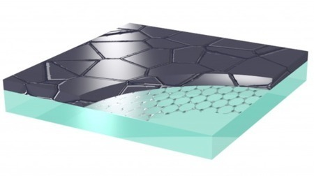 """""""Sandwiched"""" graphene holds promise for thin-film solar cells - Gizmag 