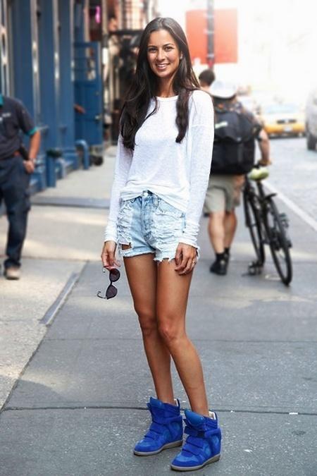 High Top Sneakers | Shop Womens High Top Sneaker Online | Celebrities Movement | Scoop.it