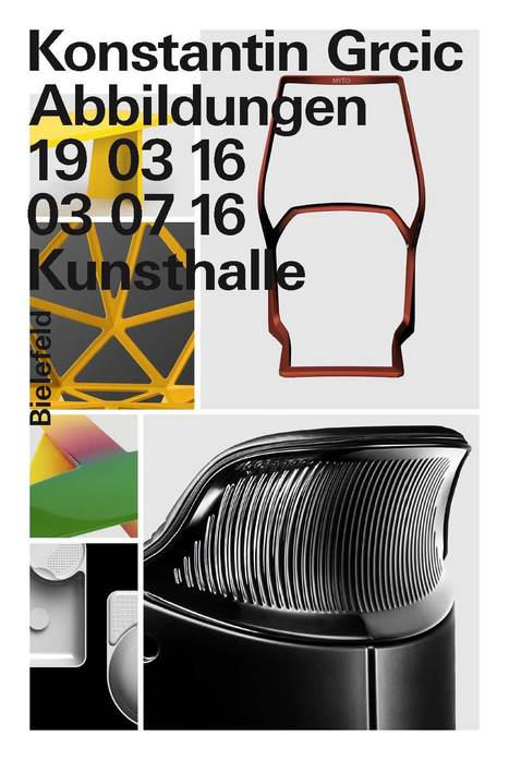 Kunsthalle Bielefeld | Konstantin Grcic. Abbildungen | design exhibitions | Scoop.it