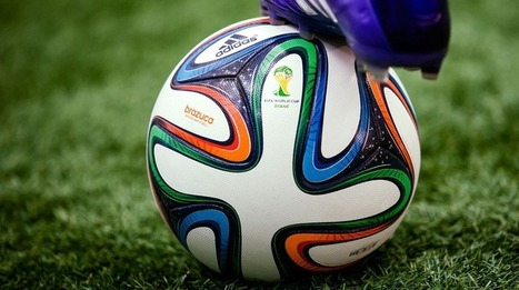 The Evolution of the Adidas World Cup Soccer Ball [Gallery] | TheBlogIsMine | Scoop.it