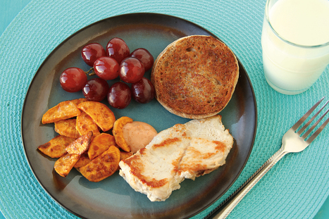 Spend Smart. Eat Smart. » Sweet Potato Fries | Nutrition, Food Safety and Food Preservation | Scoop.it