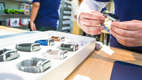 Waiting for the Apple Watch: A less than luxury experience - CNET | Nerd Vittles Daily Dump | Scoop.it