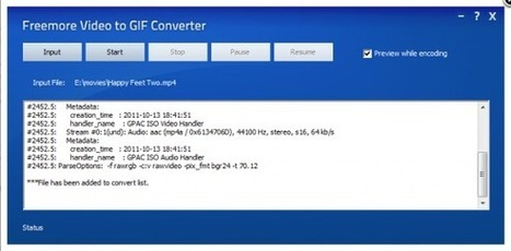 Convierte tus videos en GIFs con Video to GIF Converter | #REDXXI | Scoop.it