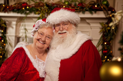 Mais qui est donc la Mère Noel ? | deguisement pere noel | Scoop.it