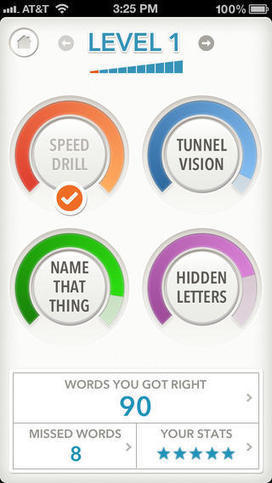 12 Vocabulary Apps for Kids : With Common Core Alignment! | 6-Traits Resources | Scoop.it