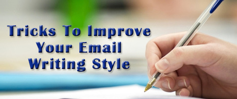 Tricks To Improve Your Email Writing Style | AlphaSandesh Email Marketing Blog | best email marketing Tips | Scoop.it