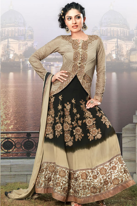 Buy Anarkali Dresses UK | Latest Salwar Kameez | Scoop.it