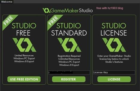 Get GameMaker Studio to create your own for free ~ hz1993 blog   hz1993 tech blog   Scoop.it
