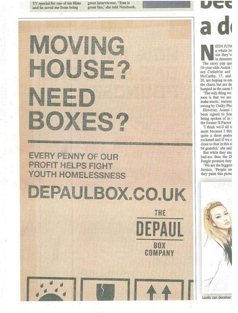 Twitter / DepaulUK: Have you seen the brilliant ... | charity | Scoop.it
