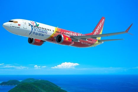 Boeing Wins $11.3 Billion Order for 100 Planes From VietJet | Aviation & Airliners | Scoop.it