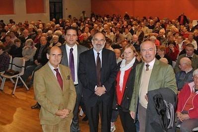 500 personnes à la conférence sur la nutrition , Ploeuc-sur-Lié 16/10/2013 - ouest-france.fr | Ambassadeurs NutriNet-Santé | Scoop.it