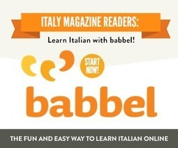 The Benefits of Practicing Italian in Italy | Italy, Italian and Italian things | Scoop.it