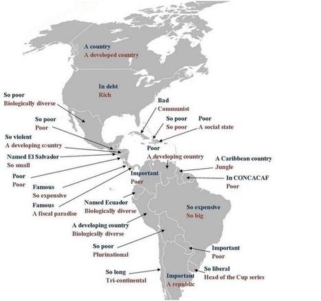 What Google Autocomplete Thinks of the 'Poor,' 'Violent' Americas | Geoinformação | Scoop.it