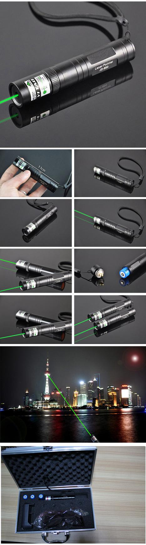 Brand neue Laserpointer 1000mW Grün Stärke | notebookakkus | Scoop.it