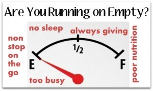 Check Your Fuel Gauge: Are You Running On Empty? | The Butterfly Maiden Project | Scoop.it