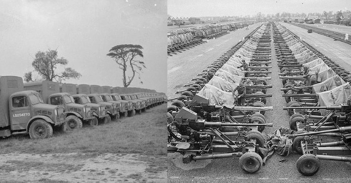 The Normandy Buildup In Pictures | D-Day 1944 e-Mag | Scoop.it