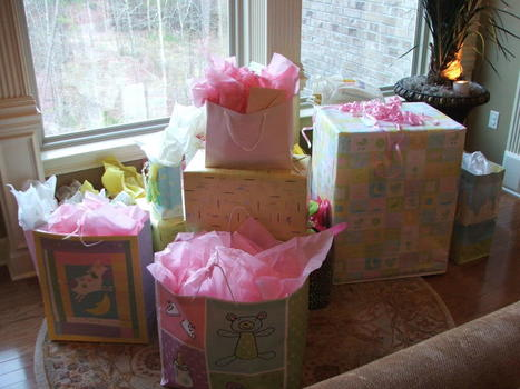 How to Choose Gifts for a Baby Shower | Gift Ideas: Twin Baby Gifts | Scoop.it