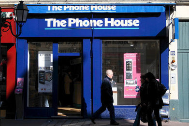 The Phone House raccroche en France | Retail | Scoop.it