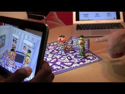Augmented Reality in Education   Augmented Reality & VR Tools and News   Scoop.it