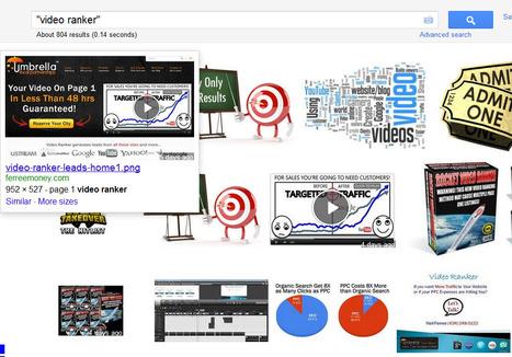 Video Ranker Results | Backlinks for your Blog | Scoop.it
