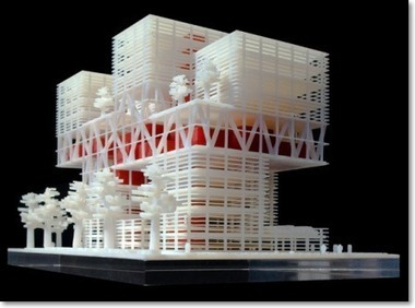 In architecture, is 3D printing the new normal?   3D Printing and Fabbing   Top CAD Experts updates   Scoop.it