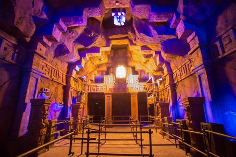 El parque de atracciones del futuro: del tiovivo al 4D | Cultura y Turismo | Scoop.it