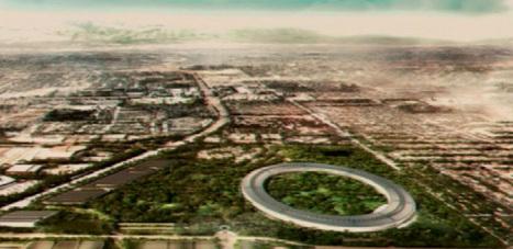Le futur siège d'Apple coûtera 2 milliards de dollars de plus   Les innovations à venir d'apple   Scoop.it