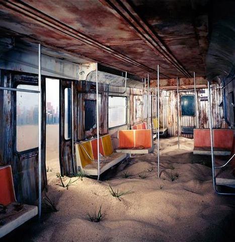 The City – Un monde post apocalyptique en miniature   Socialart   Scoop.it
