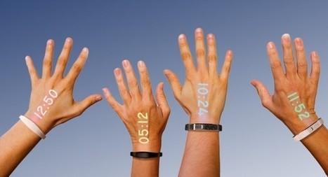 Ritot : la montre qui affiche l'heure sur votre peau - Toute l actualité et les bons plans du mobile | Stratégies Marketing de l'industrie de la mode et de la beauté | Scoop.it