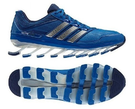 Men Adidas Springblade Sneaker Blue/Silver,Cheap men adidas springblade series sneakers online sale | Other Brand Clothings | Scoop.it