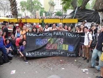 Buenos Aires : L'ouverture d'une école pour les transsexuels | Homosexualité et homophobie dans le monde | Scoop.it