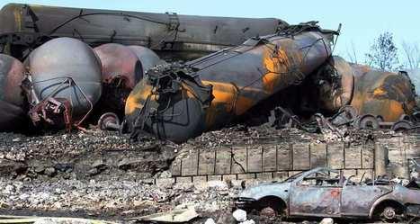Les Etats-Unis veulent sécuriser le transport par train du pétrole de schiste   Renaissance de l''industrie américaine   Scoop.it