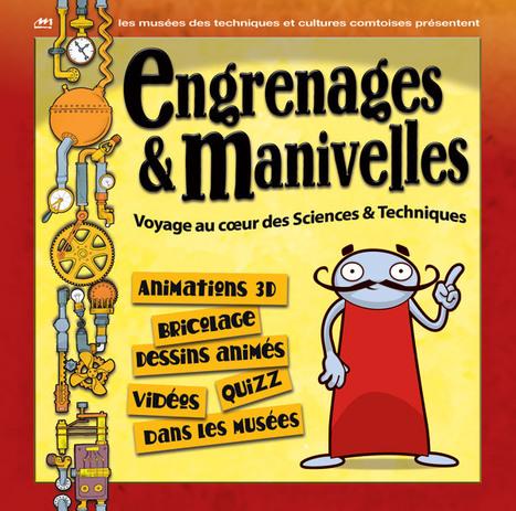 Engrenages & Manivelles | 6eme | Scoop.it