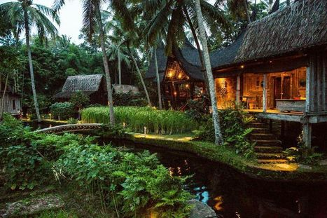Bambu Indah Resort In Bali, Indonesia – An Unforgettable Experience For Nature Lovers   Interior design   Scoop.it